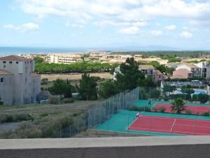 4 vue mer piscine tennis